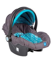 Mee Mee 3 In 1 Car Seat - Grey Aqua Blue