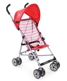 Mee Mee Lightweight Stroller - Red