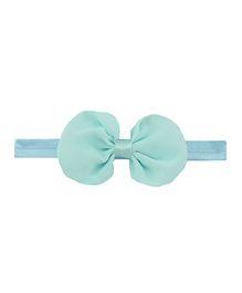 Angel Closet Beautiful Bow Headband - Blue