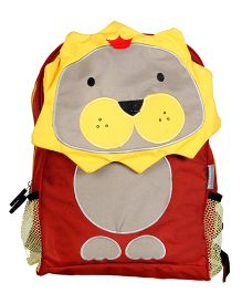 My Milestones Toddler And Kids Backpack Lion - 13 inch