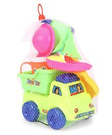 Negi Jumbo Beach Set (Color May Vary)