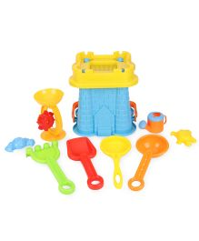 Negi Big Castle Beach Set