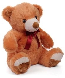 Liviya Teddy Bear Soft Toy Light Brown - 57 cm