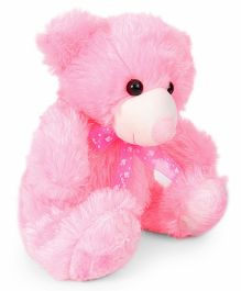 Liviya Teddy Bear Soft Toy Pink - Height 30 cm