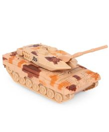 ToyFactory Army Tank Toy - Multi Color
