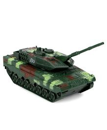 ToyFactory Army Tank Toy - Green