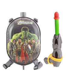 DealBindaas Holi Water Gun With Tank Avengers - Multi-Color ( Colors May Vary)
