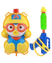 DealBindaas Water Gun With Tank - Multi-Color (Colors May Vary)