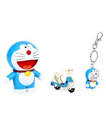 Doraemon Play Set Blue - 11 cm