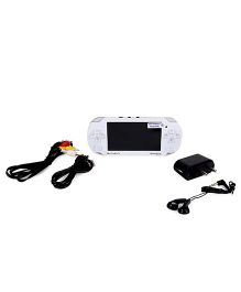 Mitashi Gamein Smarty Pro 2 Gaming Console - White