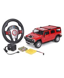 Mitashi Dash Hummer H 2  Car - Red