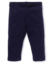 Beebay Capri Leggings Plain - Navy