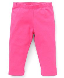 Beebay Capri Leggings Plain - Pink