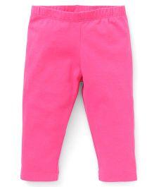Beebay Capri Leggings Plain - Pink