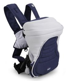 Chicco Soft & Dream 3 Way Baby Carrier Blue Passion