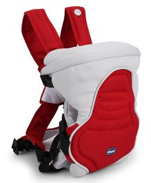 Chicco Soft & Dream 3 Way Baby Carrier Scarlet