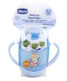 Chicco Meal Cup 180 ml (Color And Print May Vary)