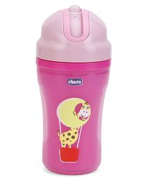 Chicco Insulated Cup 266 ml (Color And Print May Vary)
