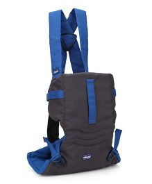 Chicco Easy Fit 2 Way Baby Carrier Power Blue
