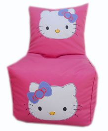 Kidzbash Bean Chair Cover Hello Kitty Print - Pink