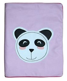 Kidzbash Folder Panda - Light Purple