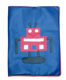 Kidzbash Folder Robbot - Dark Blue