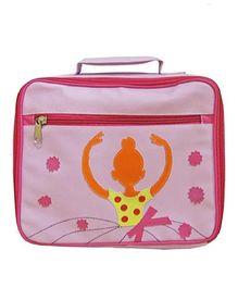 Kidzbash Lunch Box Bag Ballerina - Pink