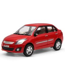 Centy Toy Car Swift Dezire - Red