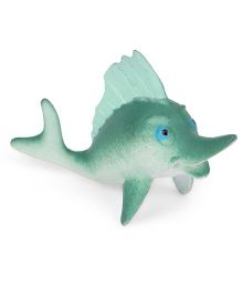 Wild Republic Bulk Junior Jungle Aquatic Figure Green - 6 cm