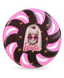 Barbie Flying Disc - Pink & Black