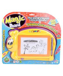 Playmate Magic Doodle Board - Yellow