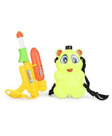 Karma Water Gun - Green Yellow Orange