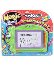 Playmate Magic Doodle Board - Green