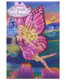 Barbie Mariposa And The Fairy Princess - English