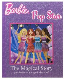 Barbie Pop Star The Magical Story - English