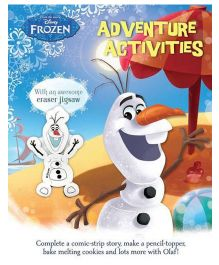 Disney Frozen Adventure Activities - English