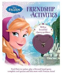 Disney Frozen Friendship Activity Book - English