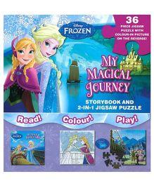 Disney Frozen My Magical Journey - English