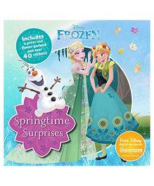 Disney Frozen Springtime Surprises 97 - English