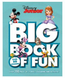 Disney Junior Big Book Of Fun - English