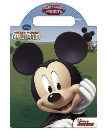 Disney Junior Mickey Mouse Clubhouse Car - English