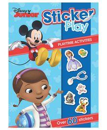Disney Junior Sticker Play Playtime Activities - English