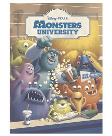 Disney Monsters University Padded Classi - English