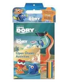 Disney Pixar Finding Dory Jumbo Activity Book - English
