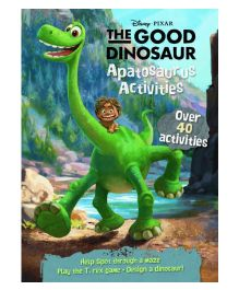 Disney Pixar The Good Dinosaur Activity Book - English