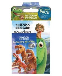 Disney Pixar The Good Dinosaur Jumbo Activity Book - English