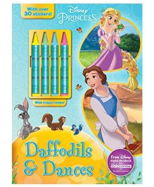 Disney Princess Daffodils & Dances - English