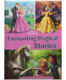 Disney Princess Enchanting Magical Stories - English