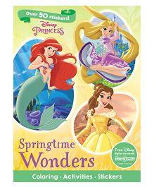 Disney Princess Springtime Wonders - English