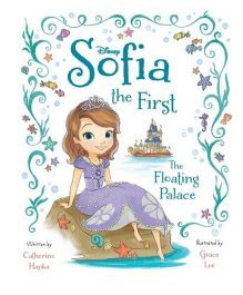 Disney Sofia The First The Floating - English